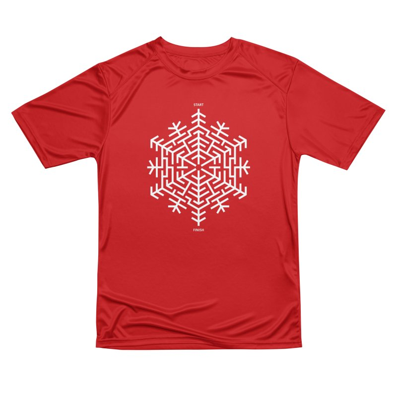An Amazing Christmas Women's Performance Unisex T-Shirt by thepapercrane's shop