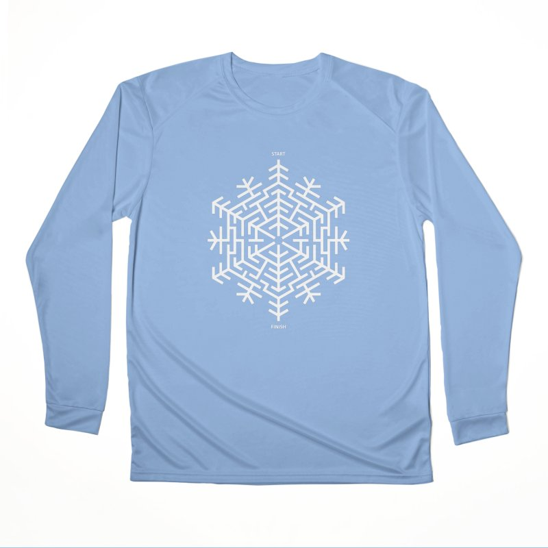 An Amazing Christmas Men's Performance Longsleeve T-Shirt by thepapercrane's shop