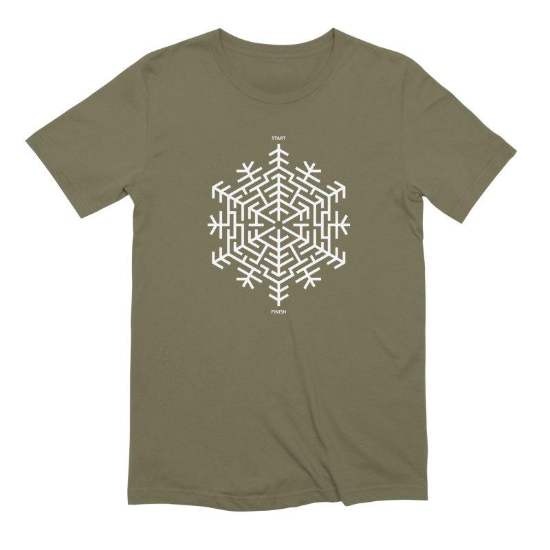 An Amazing Christmas Men's Extra Soft T-Shirt by thepapercrane's shop