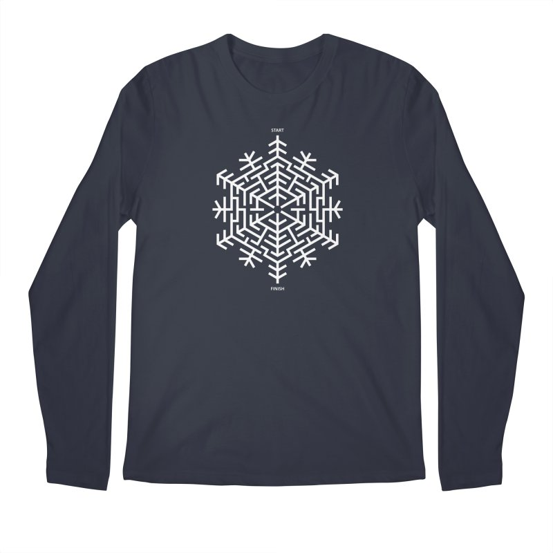 An Amazing Christmas Men's Regular Longsleeve T-Shirt by thepapercrane's shop