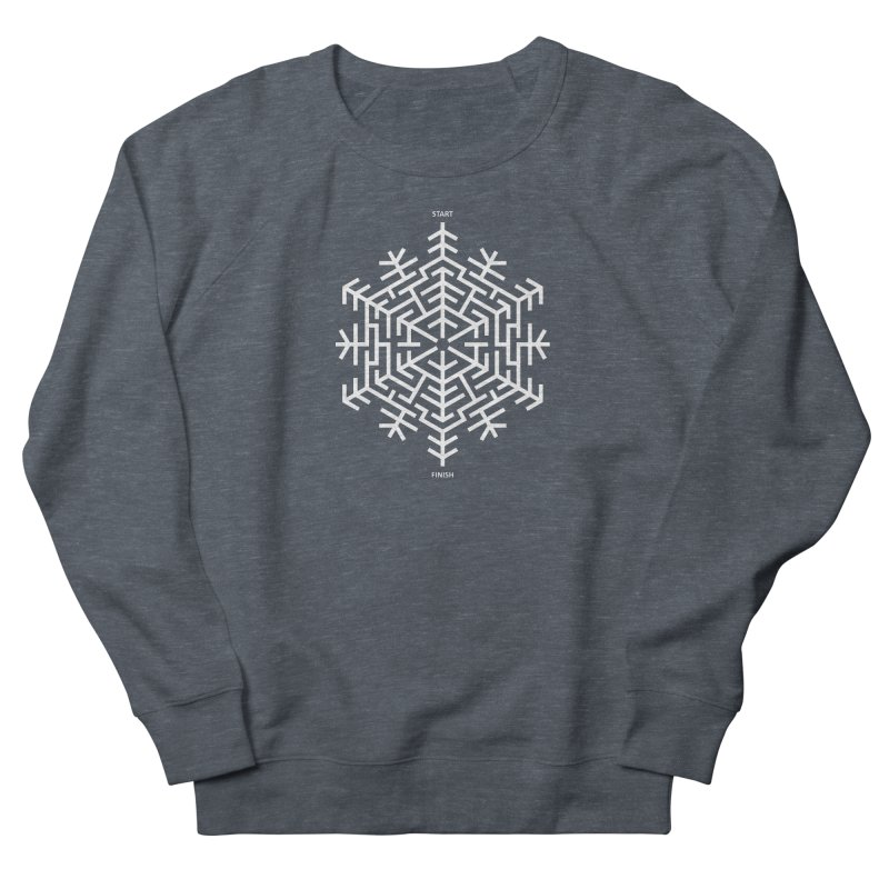 An Amazing Christmas Men's French Terry Sweatshirt by thepapercrane's shop