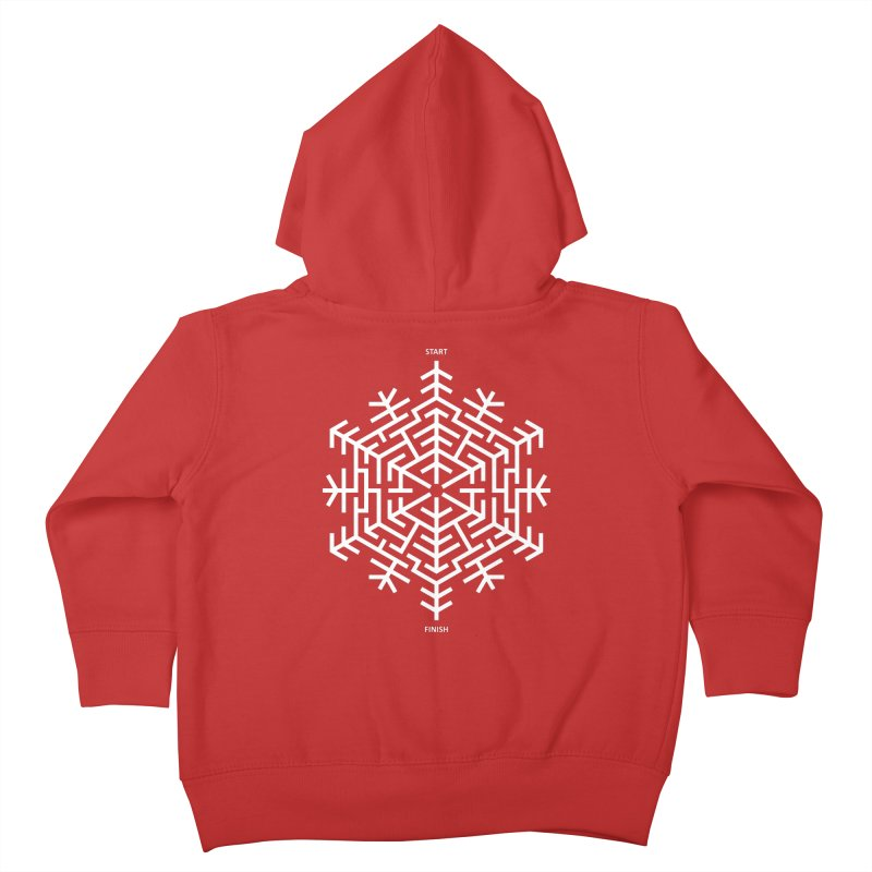 An Amazing Christmas Kids Toddler Zip-Up Hoody by thepapercrane's shop
