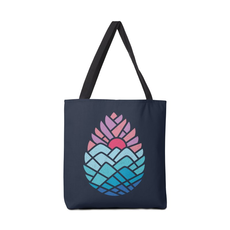 Alpine Accessories Tote Bag Bag by thepapercrane's shop