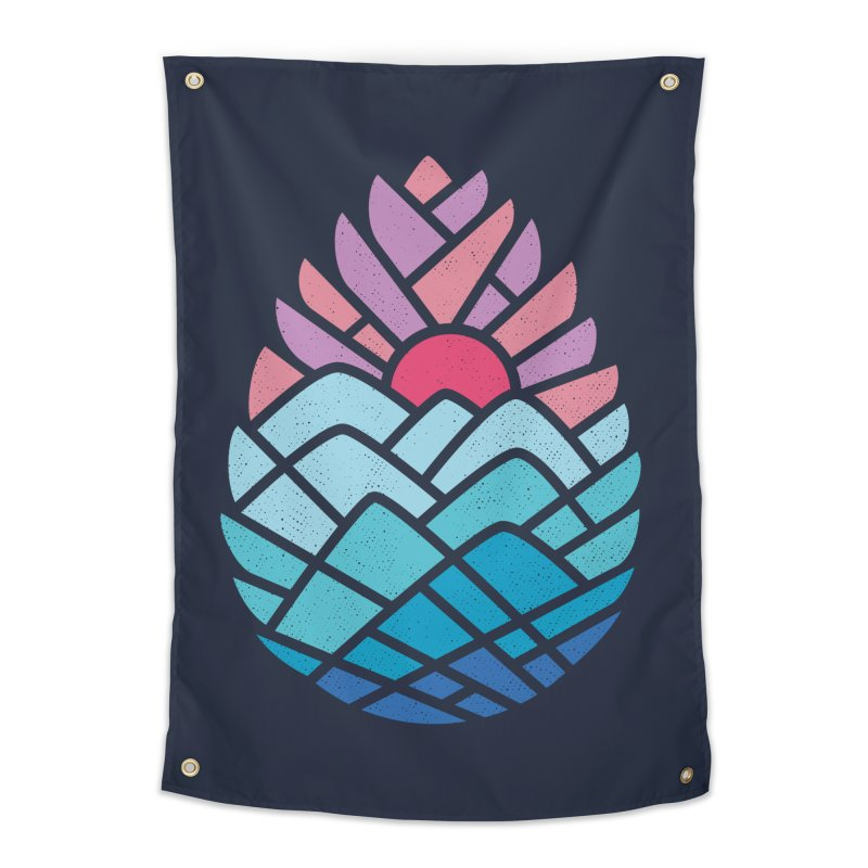 Alpine Home Tapestry by thepapercrane's shop