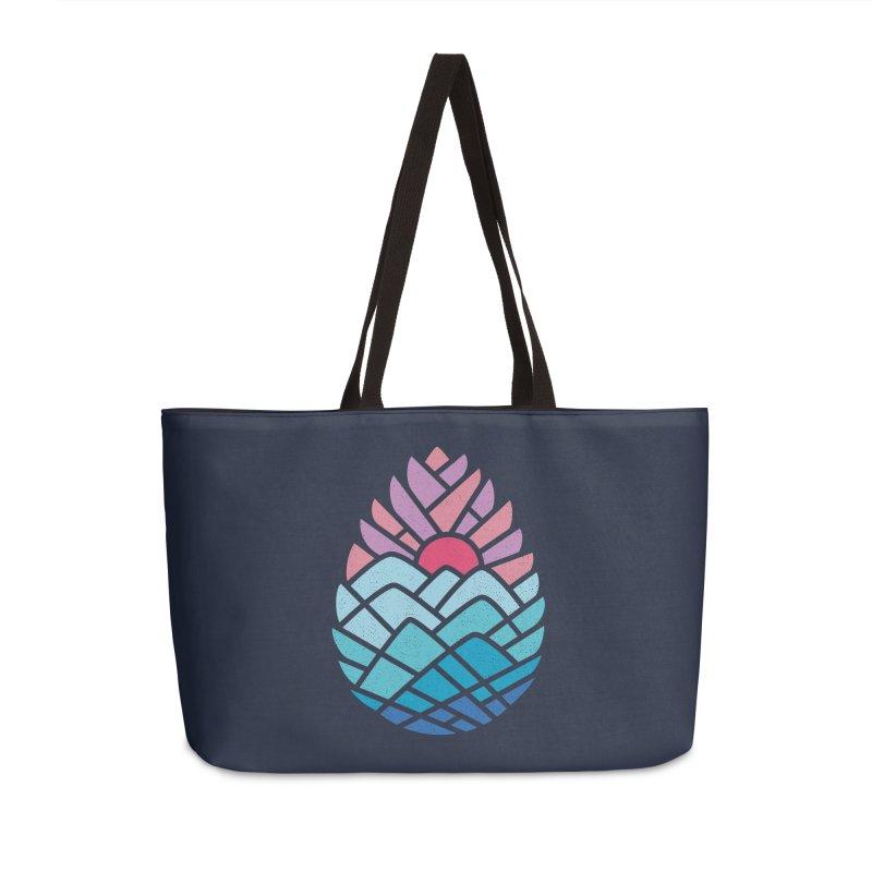 Alpine Accessories Weekender Bag Bag by thepapercrane's shop