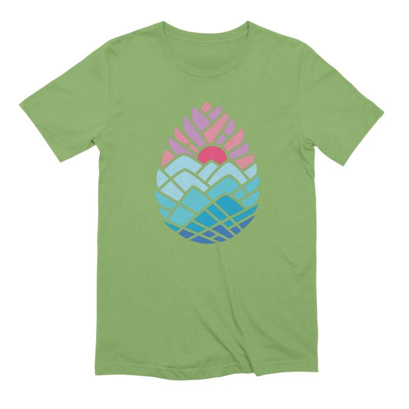 Alpine Men's Extra Soft T-Shirt by thepapercrane's shop