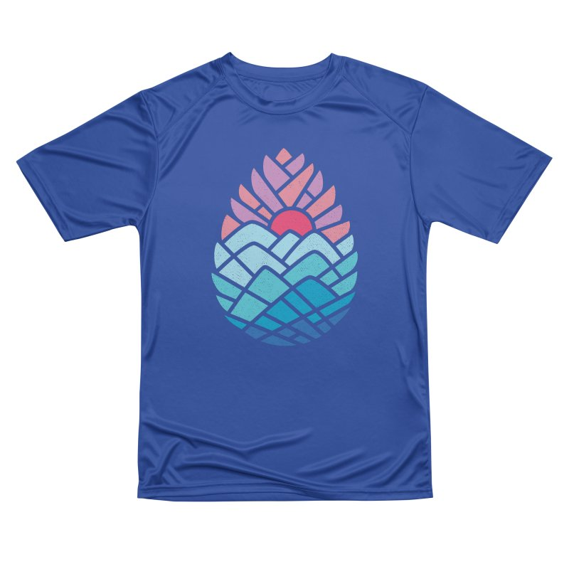 Alpine Women's Performance Unisex T-Shirt by thepapercrane's shop