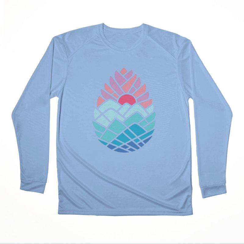 Alpine Women's Performance Unisex Longsleeve T-Shirt by thepapercrane's shop