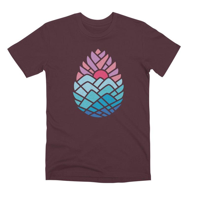 Alpine Men's Premium T-Shirt by thepapercrane's shop