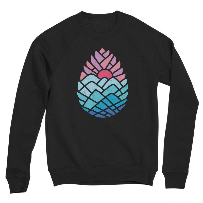Alpine Men's Sponge Fleece Sweatshirt by thepapercrane's shop