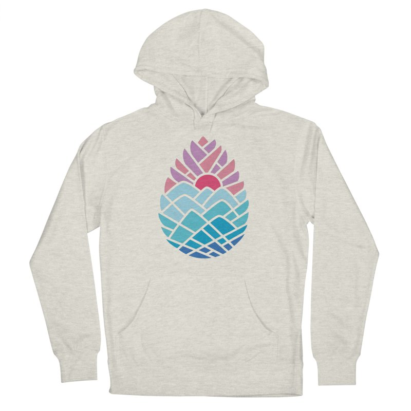 Alpine Women's French Terry Pullover Hoody by thepapercrane's shop