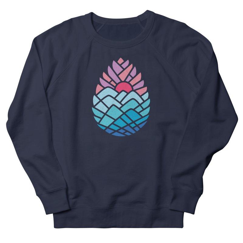 Alpine Men's French Terry Sweatshirt by thepapercrane's shop