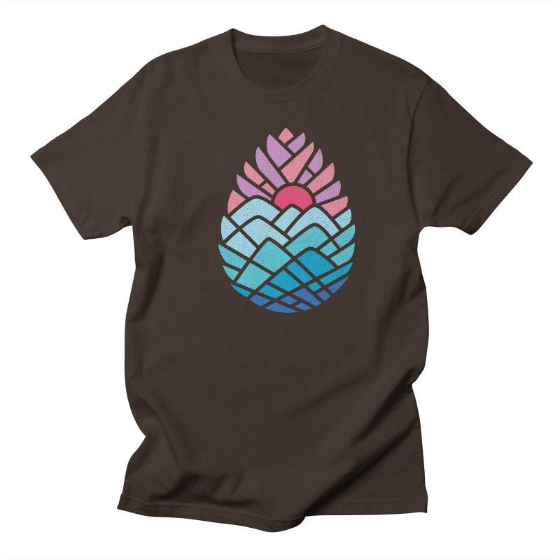 Alpine Men's Regular T-Shirt by thepapercrane's shop