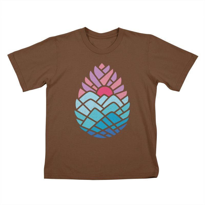 Alpine Kids T-Shirt by thepapercrane's shop