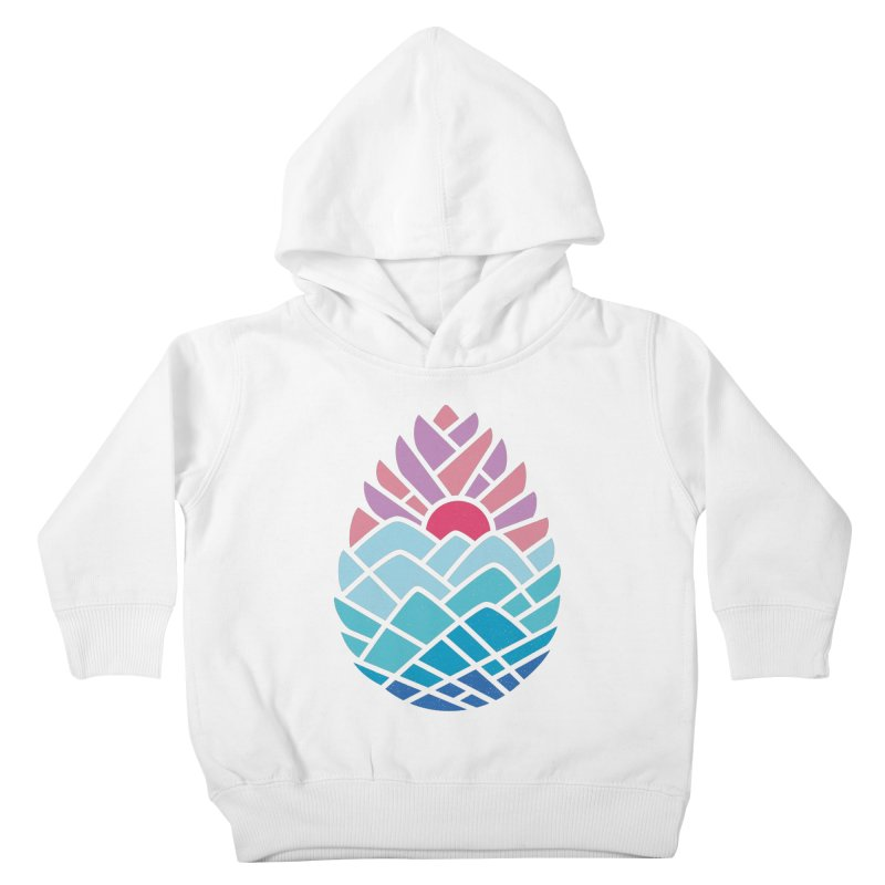 Alpine Kids Toddler Pullover Hoody by thepapercrane's shop