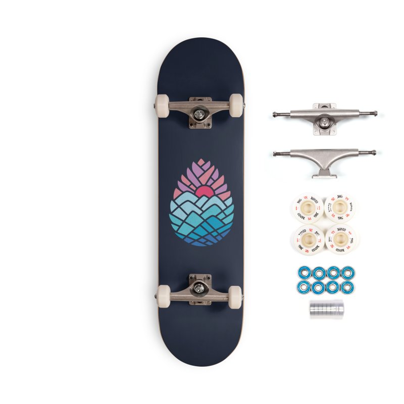 Alpine Accessories Complete - Premium Skateboard by thepapercrane's shop