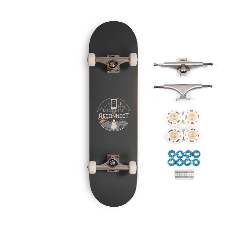 Reconnect Accessories Complete - Premium Skateboard by thepapercrane's shop