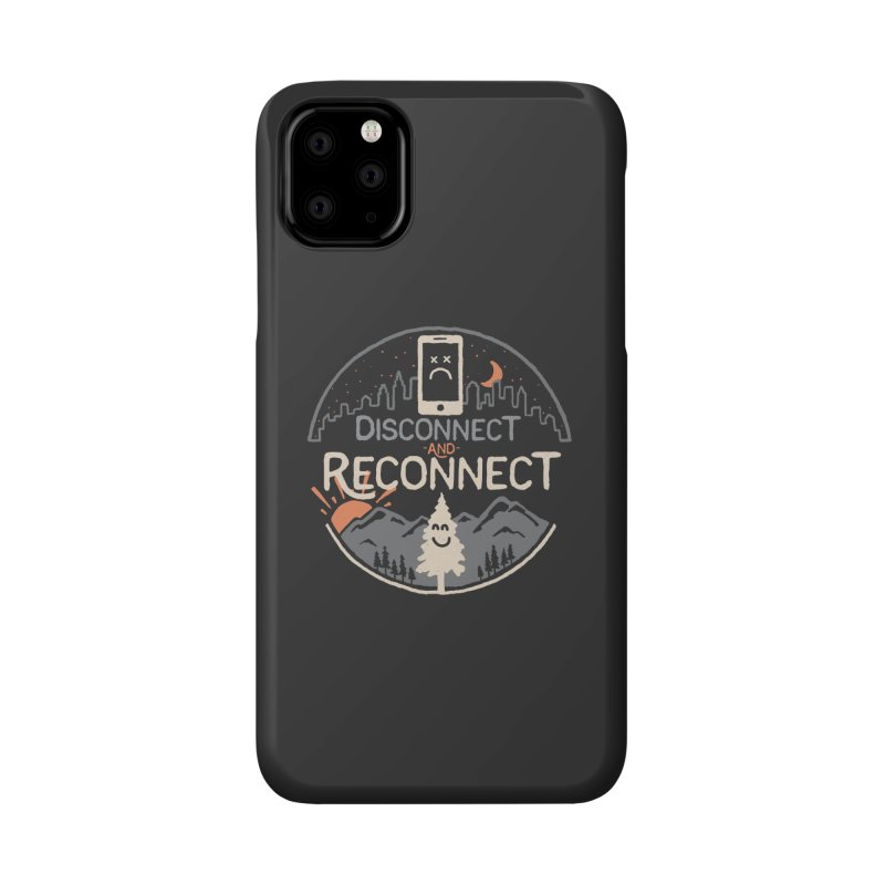 Reconnect Accessories Phone Case by thepapercrane's shop