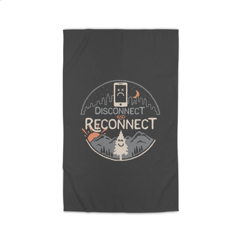 Reconnect Home Rug by thepapercrane's shop