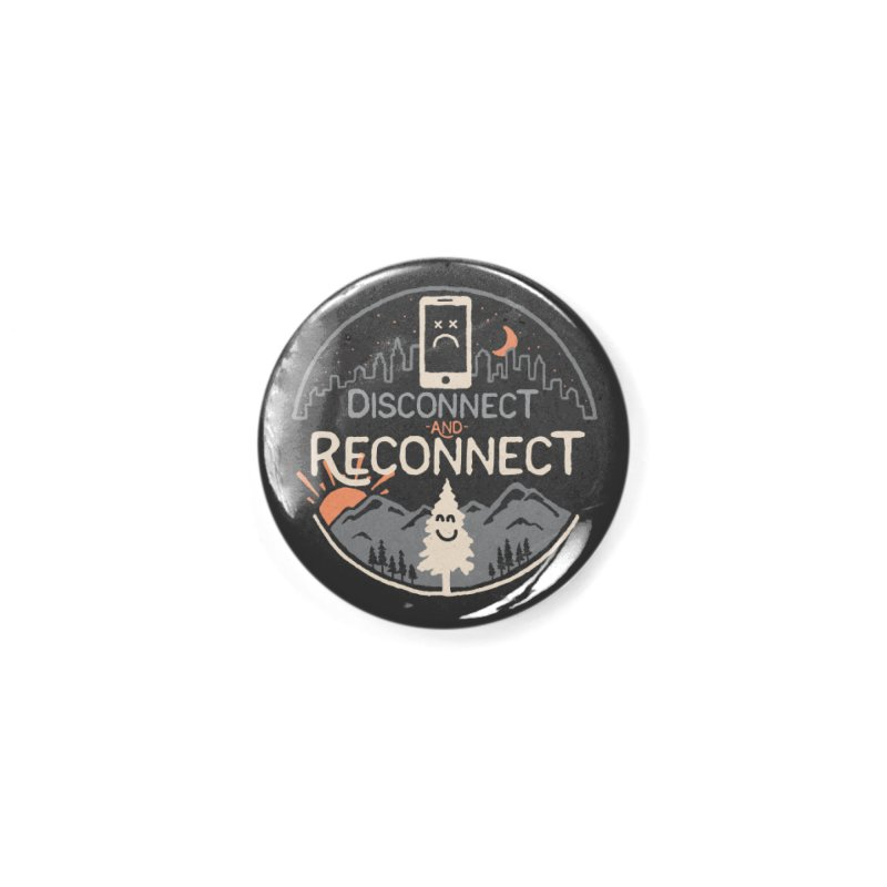 Reconnect Accessories Button by thepapercrane's shop