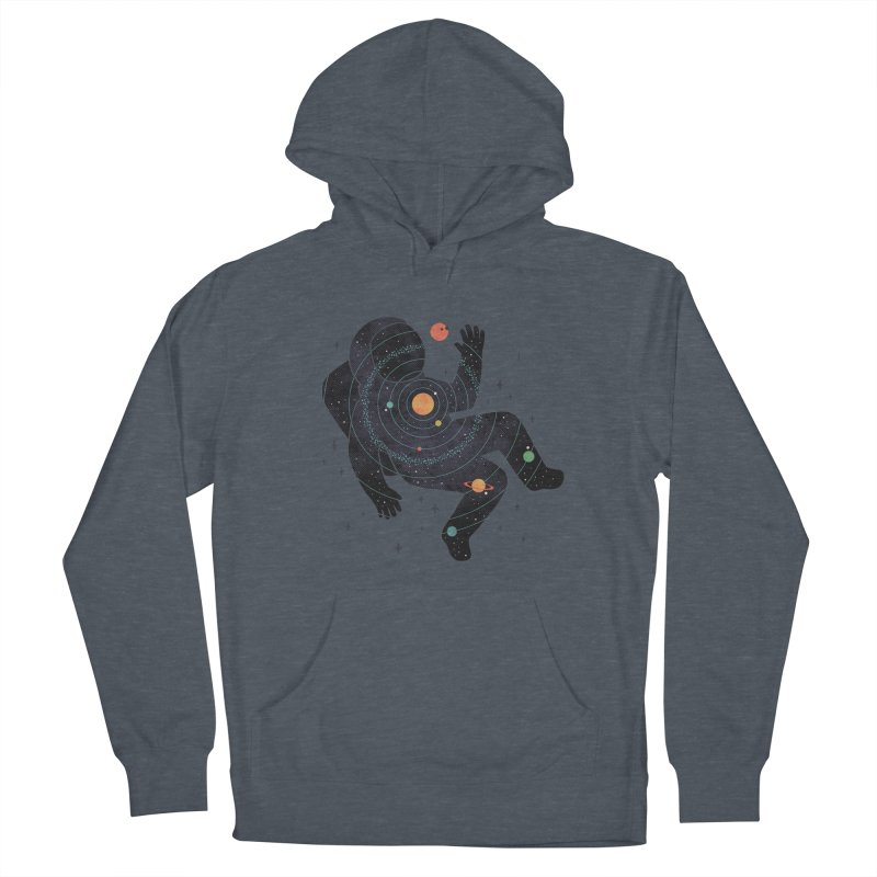 Inner Space Women's Pullover Hoody by thepapercrane's shop