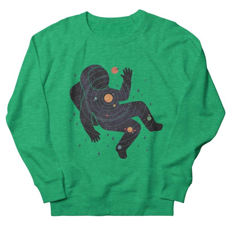 Inner Space Women's Sweatshirt by thepapercrane's shop