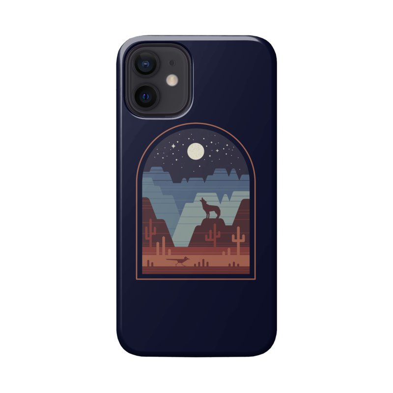 Wild Night Accessories Phone Case by thepapercrane's shop