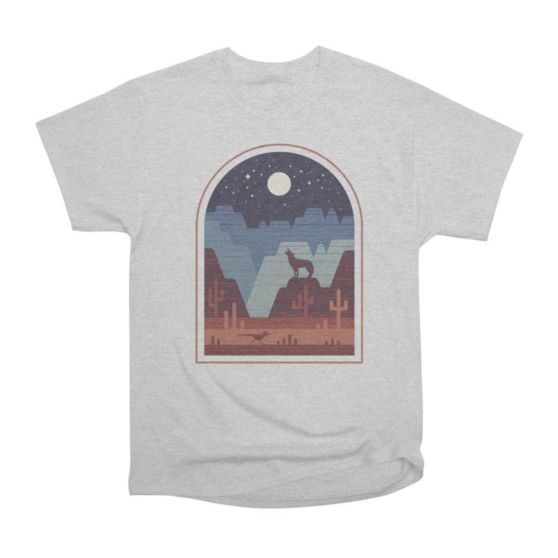 Wild Night Men's T-Shirt by thepapercrane's shop
