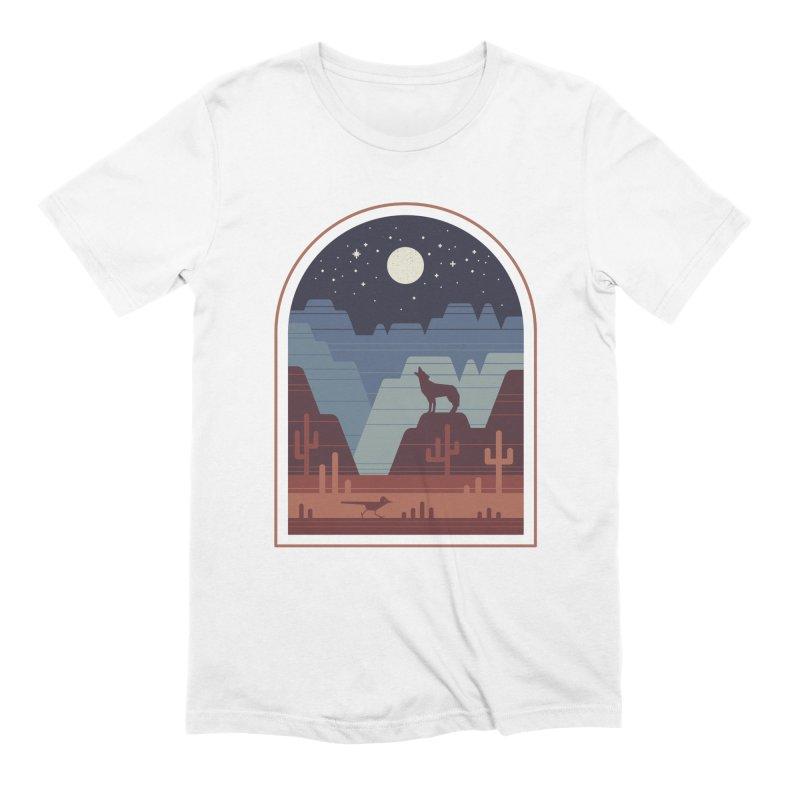 Wild Night Men's Extra Soft T-Shirt by thepapercrane's shop