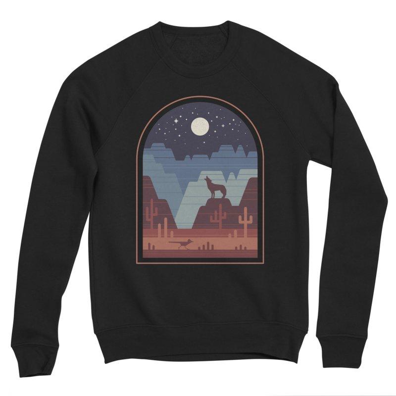 Wild Night Men's Sponge Fleece Sweatshirt by thepapercrane's shop