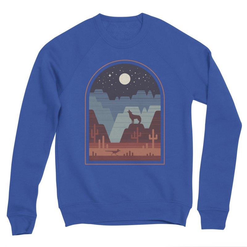 Wild Night Women's Sponge Fleece Sweatshirt by thepapercrane's shop