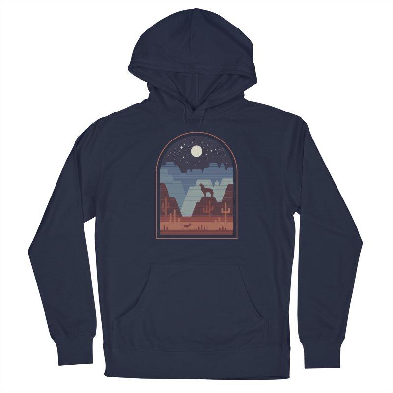Wild Night Men's Pullover Hoody by thepapercrane's shop