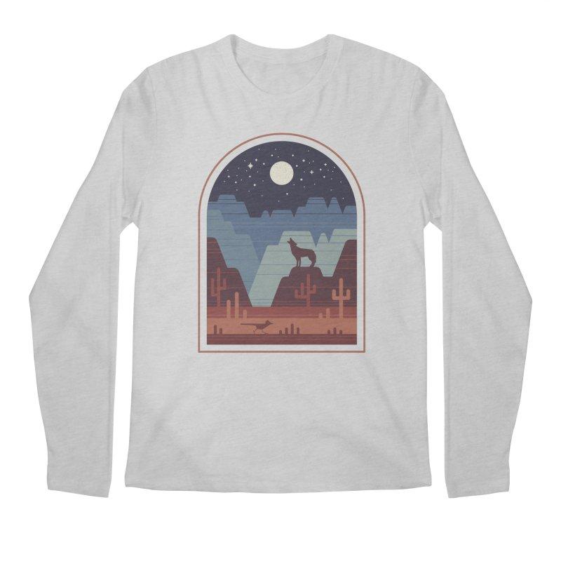 Wild Night Men's Regular Longsleeve T-Shirt by thepapercrane's shop