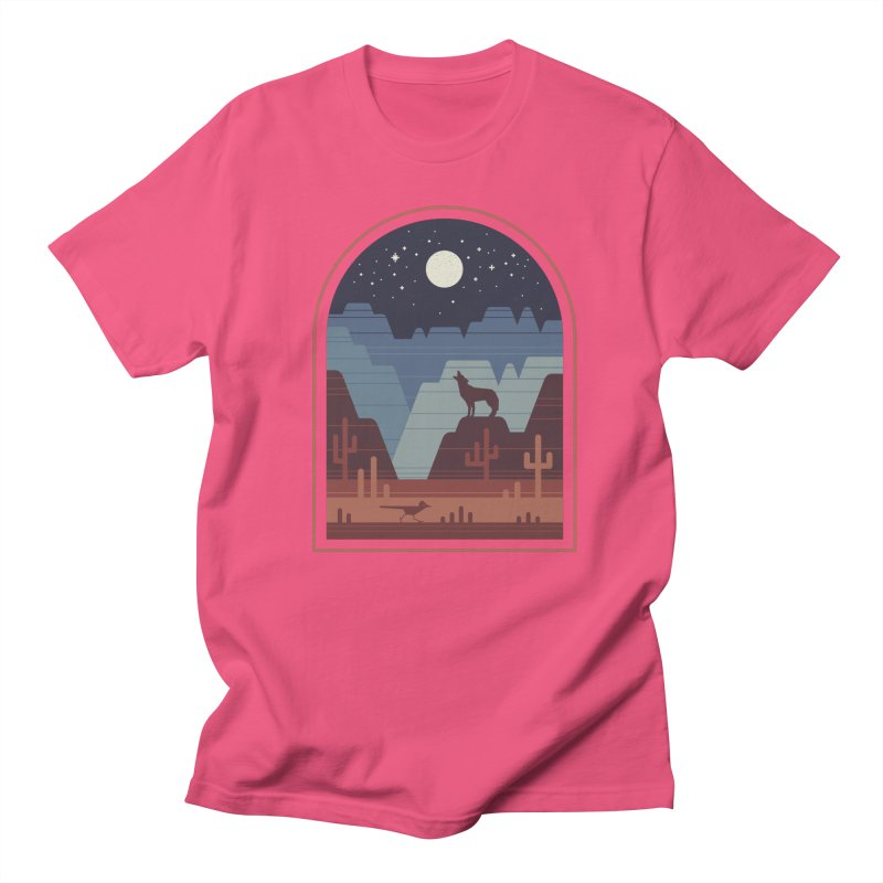 Wild Night Women's Regular Unisex T-Shirt by thepapercrane's shop
