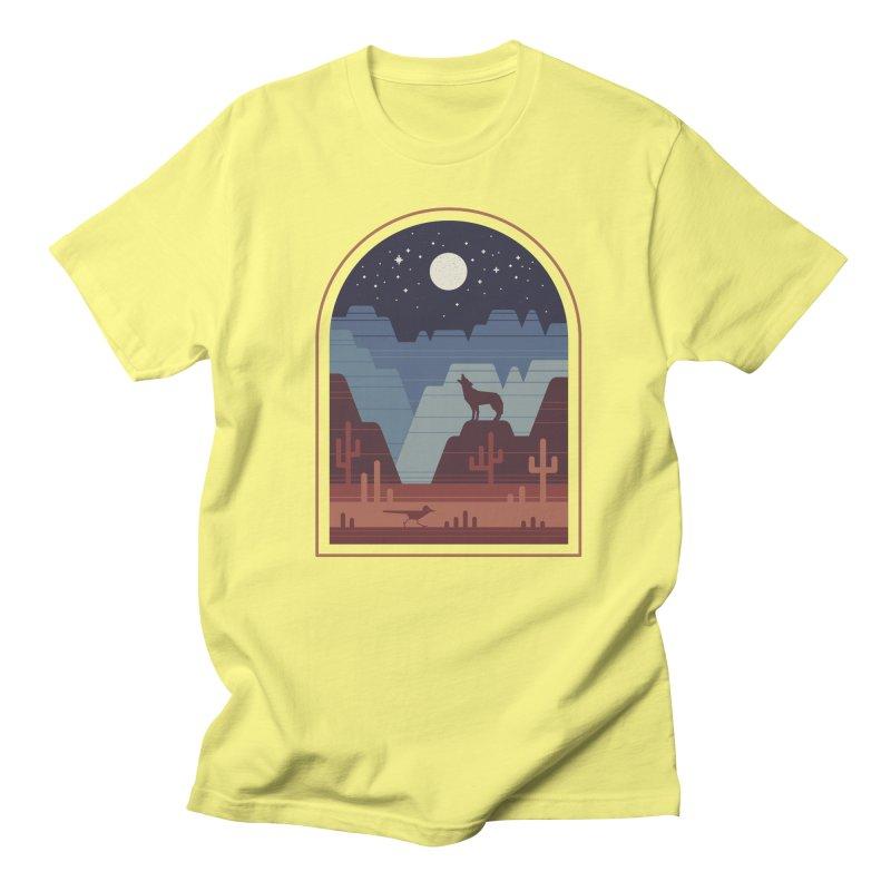 Wild Night Men's Regular T-Shirt by thepapercrane's shop