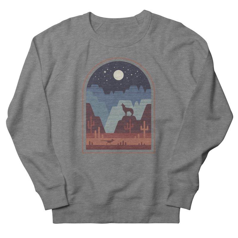 Wild Night Women's French Terry Sweatshirt by thepapercrane's shop