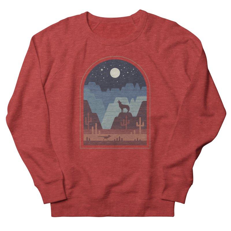 Wild Night Men's French Terry Sweatshirt by thepapercrane's shop