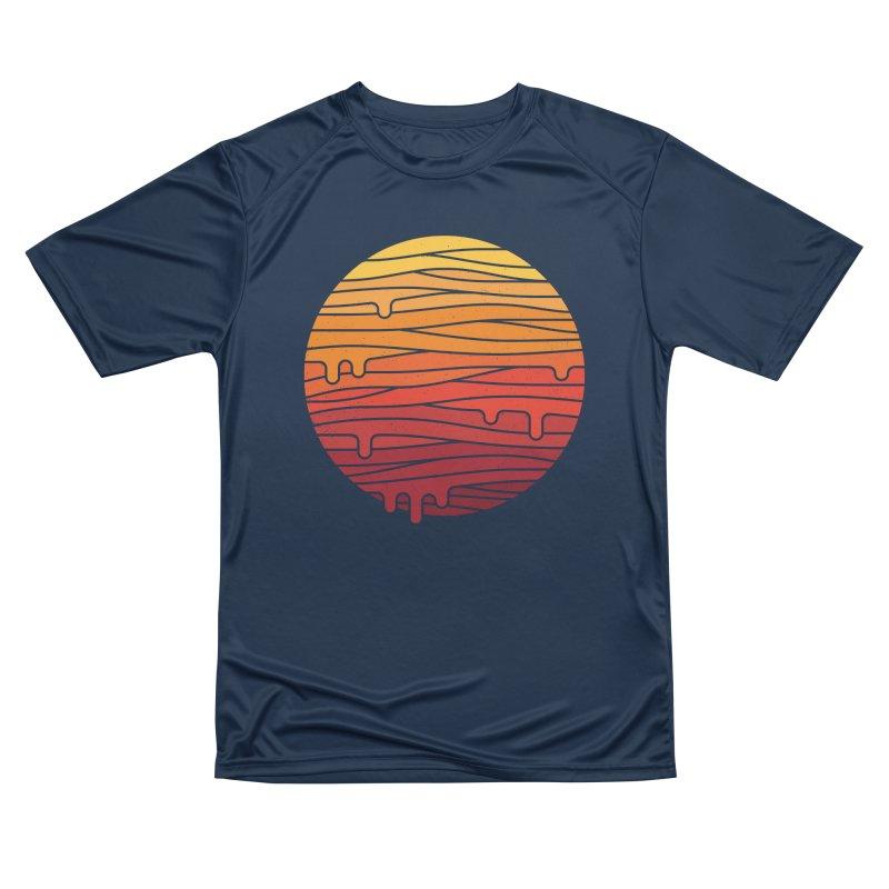 Heat Wave Men's Performance T-Shirt by thepapercrane's shop