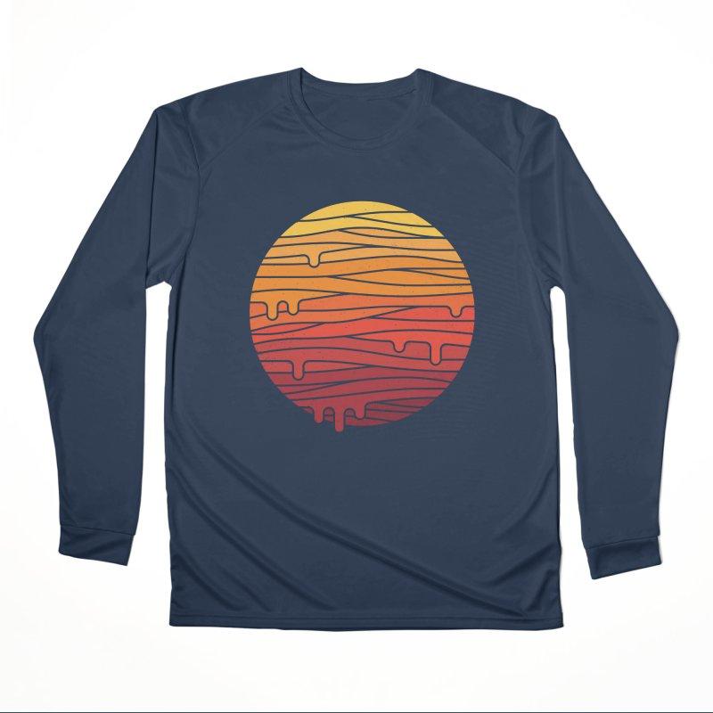 Heat Wave Men's Performance Longsleeve T-Shirt by thepapercrane's shop