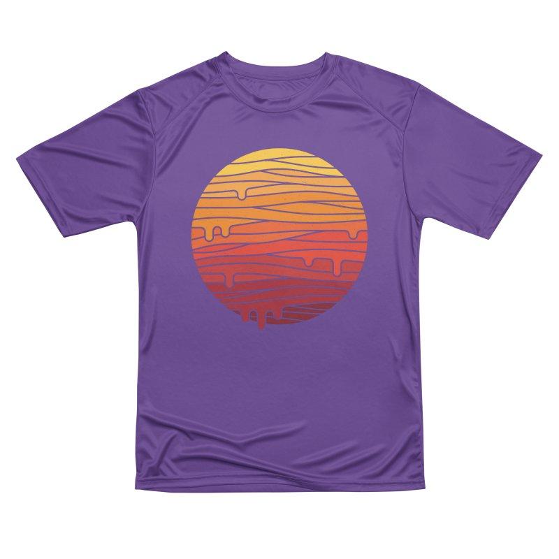 Heat Wave Women's Performance Unisex T-Shirt by thepapercrane's shop