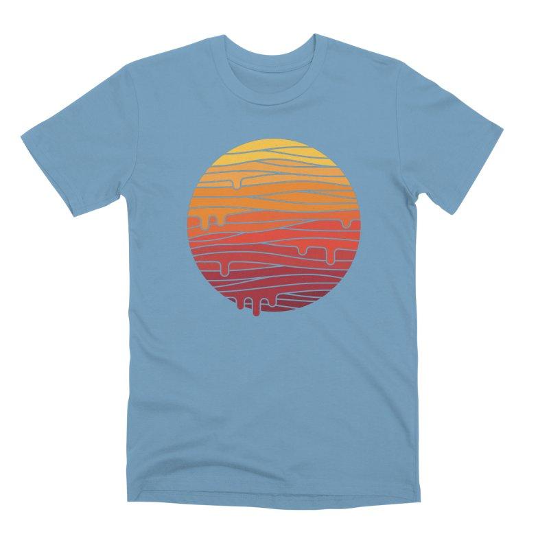 Heat Wave Men's Premium T-Shirt by thepapercrane's shop