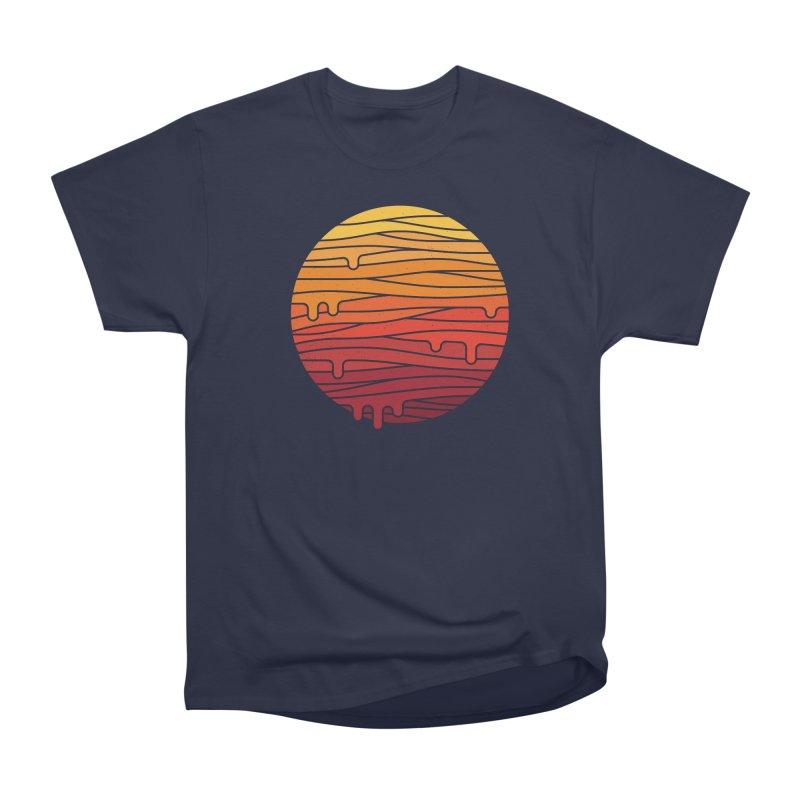 Heat Wave Women's Heavyweight Unisex T-Shirt by thepapercrane's shop