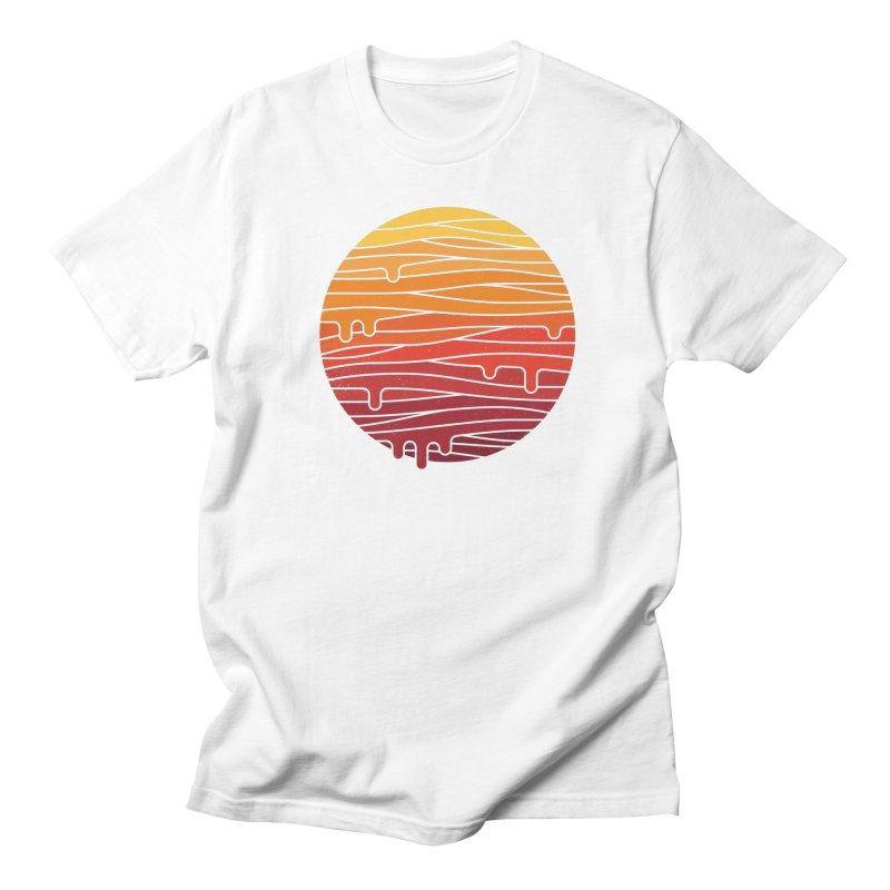 Heat Wave Women's Regular Unisex T-Shirt by thepapercrane's shop