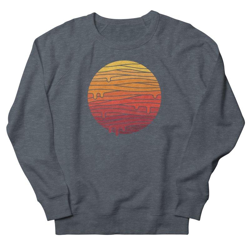 Heat Wave Women's French Terry Sweatshirt by thepapercrane's shop