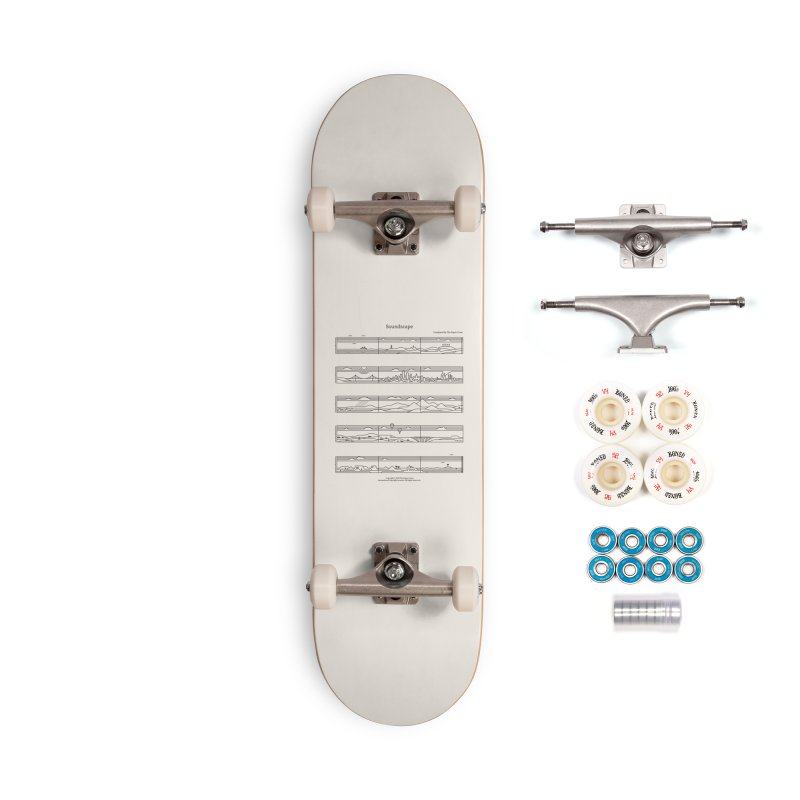 Soundscape Accessories Complete - Premium Skateboard by thepapercrane's shop