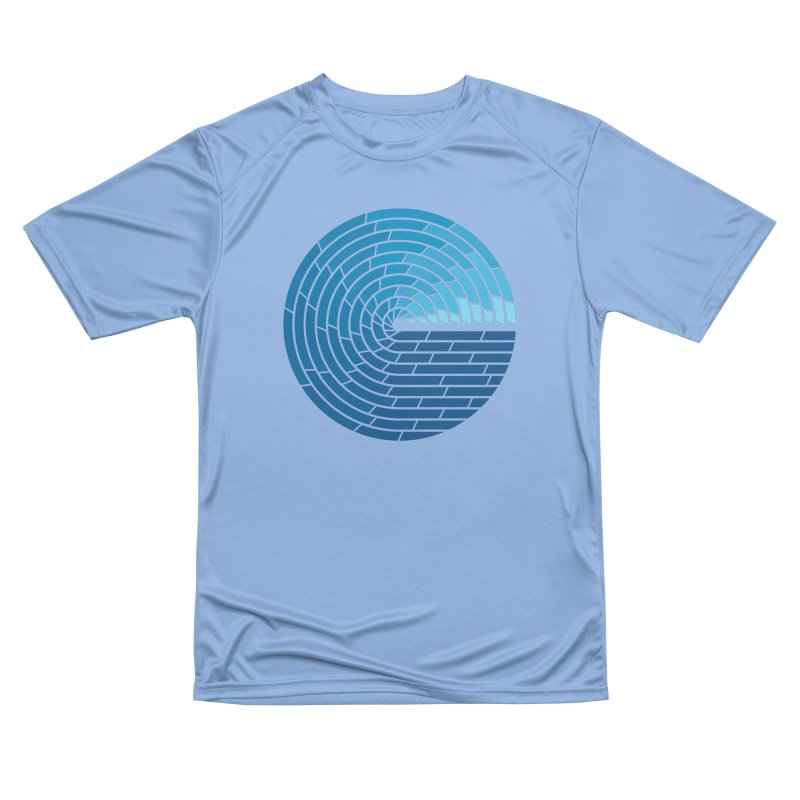 Almighty Ocean Men's T-Shirt by thepapercrane's shop