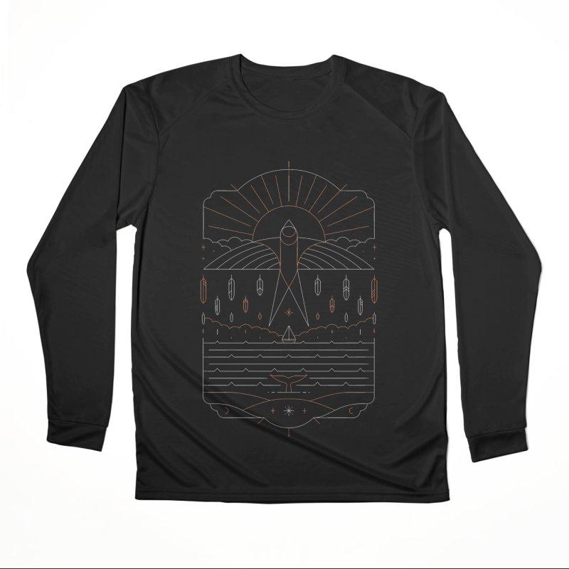The Navigator Women's Longsleeve T-Shirt by thepapercrane's shop