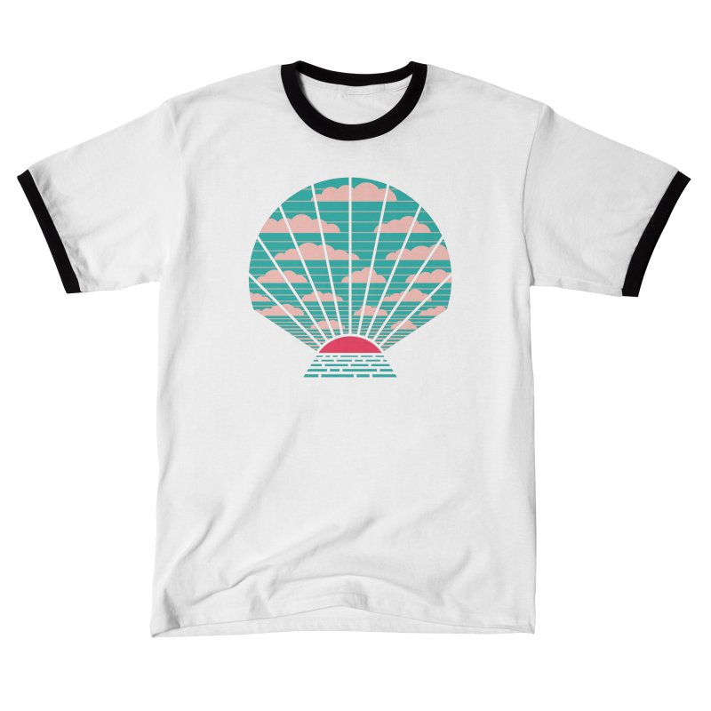 The Birth of Day Women's T-Shirt by thepapercrane's shop
