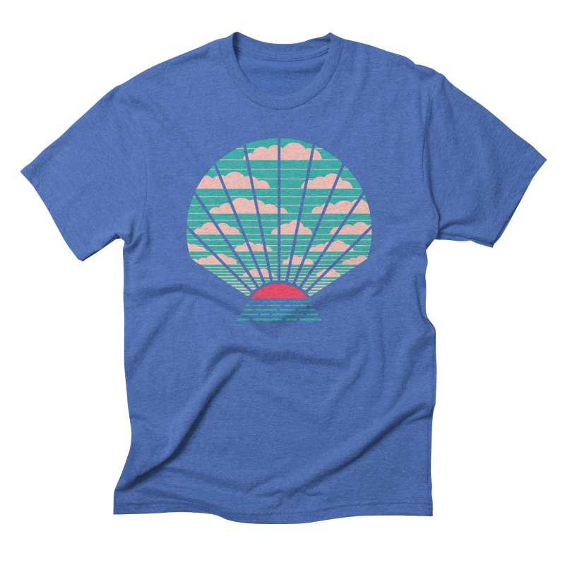 The Birth of Day Men's T-Shirt by thepapercrane's shop