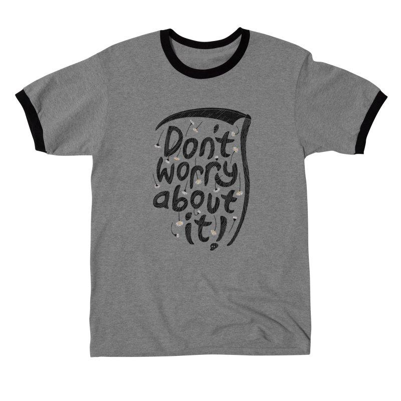 Don't Worry About It Women's T-Shirt by thepapercrane's shop